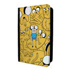 Adventure Time Finn And Jake Luggage Tag &/OR Passport Holder - G1277