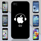 New Apple DJ Apple iPhone & Samsung Galaxy Case Cover