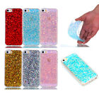 Fashion Bling Shiny Soft TPU Case Cover For iPhone /Samsung / LG /Huawei Phones