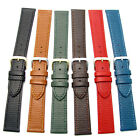 CONDOR Flat Lizard Grain Leather Watch Band 177R 16mm 18mm 20mm