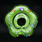 Baby Infant Swim Bath Swimming Neck Float Inflatable Ring Adjustable Safety