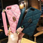 3D Fashion Handbag Pocket Soft Silicone Case Cover Skin For iPhone 6 6s 7 / Plus