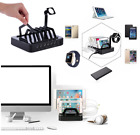USB Desktop Charger Fast Charging Dock Stand Holder For iPhone/Phone/Apple Watch