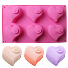 Silicone Muffin Cupcake Pan Mold Chocolate Cake Candy Cookie Baking Tray Tools