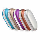 Portable 5000mAh Hand Warmer + Power Bank USB Charger Pocket Heater Rechargeable