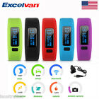 Bluetooth4.0 OLED Smart Watch Bracelet Wristband Sport Tracker Monitor Pedometer
