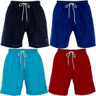 Designer Plain Summer Swim Shorts  Mens Size
