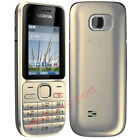 Original Nokia C2-01 Unlocked Hebrew English keyboard Arabic Cellphone
