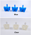 10Pcs Dental Silicone Mouth Prop Bite Blocks Opener Retractor For Children Adult
