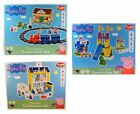 Peppa Pig Construction Building Block Bricks Playset Toy Age 18m+