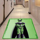 DragonBall Cell Cool Square Floor Rug Carpet Room Doormat Non-slip Chair Mat #6