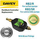 DAVEY REPLACEMENT RAINBANK CONTROLLER RB2R / RB2SR WITH BRASS FITTINGS
