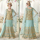 Heavy Embroidered Indian Pakistani Bollywood Ethnic Anakali Shalwar Kameez Dress