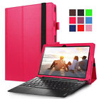 "For Lenovo Ideapad Miix 320 10.1"" Tablet Case Fashion PU Leather Stand Cover"