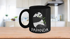 Papanda Coffee Mug Funny Gift for Dad