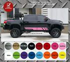 Toyota Tundra truck bed side decals graphics decals
