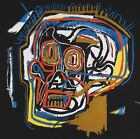 "32W""x32H"" UNTITLED 1983 ERNOK HEAD by JEAN-MICHEL BASQUIAT - CHOICES of CANVAS"