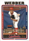 2005 Topps Factory Set First Year Draft Bonus - Finish Your Set - WE COMBINE S/H