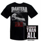 Pantera: Vulgar Display Of Power T-Shirt  NEW  Official