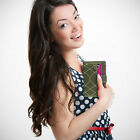 Travelon SafeID Embroidered Tri-Fold RFID Wallet -pick a color ^x