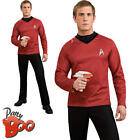 Deluxe Scotty Mens Fancy Dress Star Trek Film Character Uniform Adults Costume on eBay