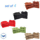 Chair Cushion Set Pad Seat Patio Outdoor Garden Dining Furniture Yard SET OF 4
