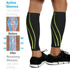 Calf Support Sleeve PAIR - Running, Pain, Shin Splints, Muscle Compression JF