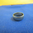 Vintage Solid 14K White Gold Ring - Size 8 ---- 5.9 grams NO RESERVE  фото