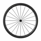 38mm Clincher Carbon Bike Bicycle Front Wheels Tubular Carbon Wheels