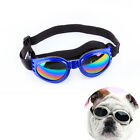 NEW Dog Goggle Sunglasses Foldable Eye Protection Sun Wind Eyewear Pet Glasses