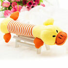 Pet Supplies Puppy Chew Squeaker Squeaky Plush Sound Pig Duck for Dog Sound Toys
