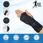 Wrist Support brace splint for carpal tunnel, arthritis or RSI NHS USE neoprene