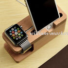 Charging Dock Station Charger Holder Stand For Apple Watch iWatch iPhone 7 i Pad