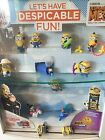UK Mcdonalds Despicable Me 3 Minion Toy Figure New 7-12cm Minions Gru Lucy 2017