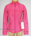 NEW LULULEMON Define Jacket 6 8 Heathered Jewelled Magenta NWT FREE SHIP