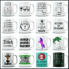 Coffee Mug / Tea Cup Best Gift For Mom Dad Father Nurse Novelty Funny gag Cat