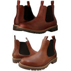 Cole Haan Mens Grantland Chelsea Pull On Business Casual Ankle Boots Dress Shoes