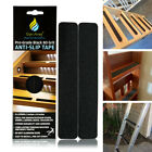 Anti Non Slip Textured Strips for Wooden Loft Ladder Steps in Black or Clear