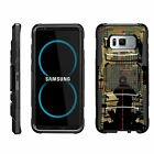 For Samsung Galaxy S Series Rugged Hybrid Holster Belt Clip Armor Military Case