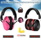 Ear Muffs Hearing Protection Shooting Gun Range Noise Reduction Earmuff Safety