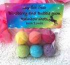 Bath bombs for kids and grown ups - gift sets, perfect for all - Handmade LUXXY