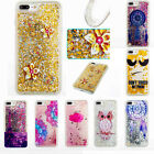 Luxury Glitter Star Liquid Soft TPU Back Case Cover Skin For Apple/LG Phones
