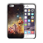 Star Wars C3PO BB-8 R2D2 Iphone 4s 5 5s 5c SE 6 6S 7 8 X XS Max XR Plus Case n9