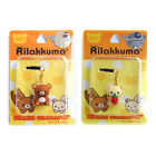 Rilakkuma KoRilakkuma San-X Charm Strap Earphones Plug for Mobile - Smart Phones