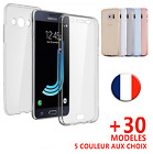 Housse Etuit Coque TPU Gel Silicone Protection Integrale Totale Avant  + Arriere