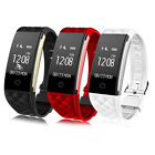 S2 Smart Bracelet Fitness Tracker with Riding Mode Music Camera Contro