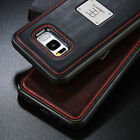 Внешний вид - For Samsung Galaxy S8 Plus Magnetic Leather Case Shockproof Hybrid Bumper Cover
