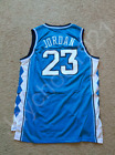 Michael Jordan Chicago Bulls UNC Tar Heels Swingman Sewn On Jersey NWT
