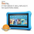 "All-New Fire 7 Kids Edition Tablet, 7"" Display, 16 GB, Kid-Proof Case Free shipp"