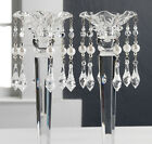 RAZ Imports Clear Acrylic Bobeche w/Faux Pearls-Add Bling To Your Candleholder